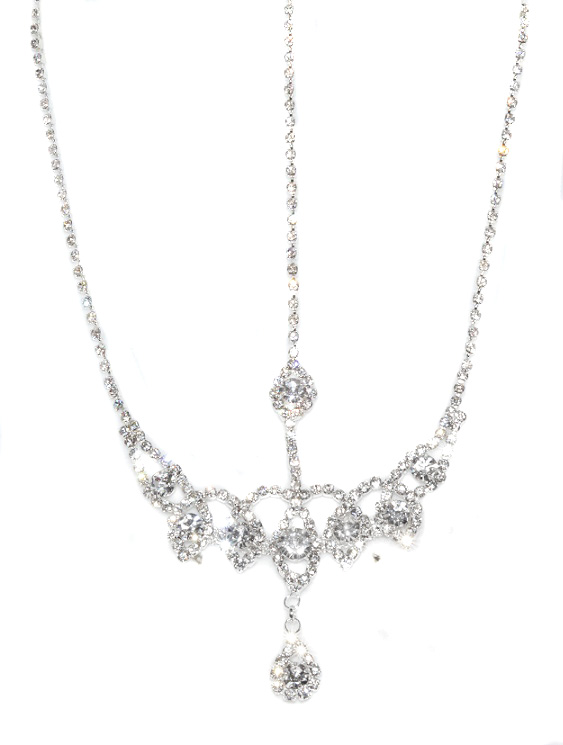 Collier de Front Strass