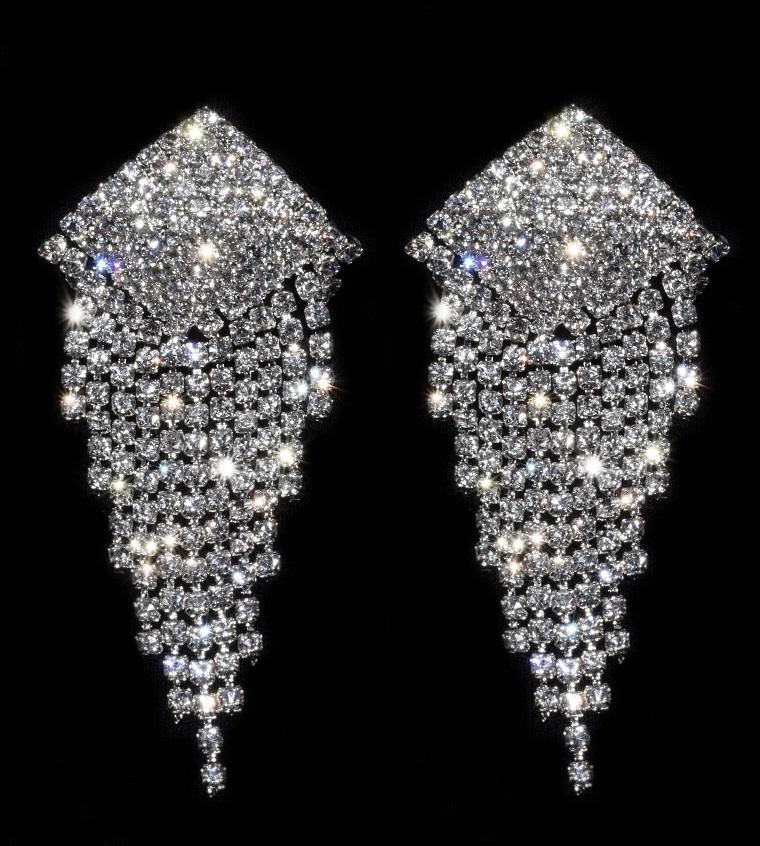 boucles d 39 oreilles clips bijoux feminin. Black Bedroom Furniture Sets. Home Design Ideas